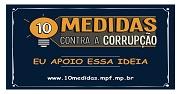 10 medidas contra a corrupção