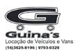 Guina's Locação Veículos